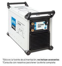 EQUIPO SOLDADURA IMS PULSEMIG 500 G