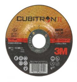 DISCO CORTE CUBII COW 42 125X2,5X22,23MM 65477 36