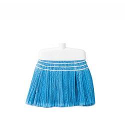 ESCOBA MIL-PLAST SIN MANGO 1803 AZUL