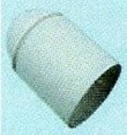PORTALAMPARA LISO E-27(GRANEL)8492 BLANCO