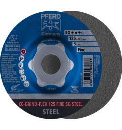 DISCO CC-GRIND-FLEX 125 SG-STEEL FINE