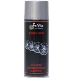 SPRAY ALUMINIO LLANTAS 400ML