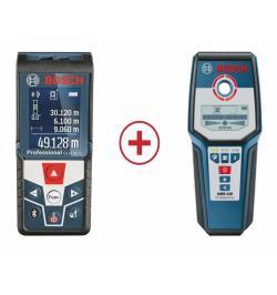 MEDIDOR LASER GLM 50 C + DETECTOR GMS 120 06159940HC
