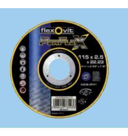 DISCO CORTE BF 42 PERFLEX A30S-115X2,5X22,23