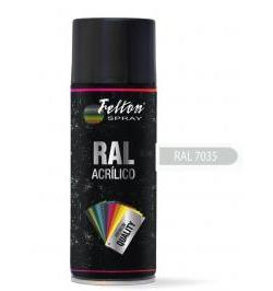 SPRAY ACRILICO 400ML RAL 7035 GRIS