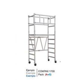 TORRE MOVIL COMPAX 1700 74-444/17