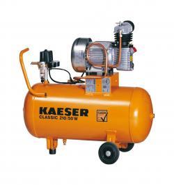 COMPRESOR PISTON KAESER 230V CLASSIC 210-50/1,5KW
