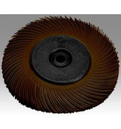 CEPILLO RADIAL BRISTLE TIPO A(BB-ZB)150MM P-36 MARRON 27603