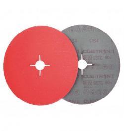 DISCO FIBRA CUBITRON II 787C 125MM G120 51508