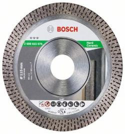 DISCO DIAM BEST FOR HARD CERAMIC 115X1,4X10MM 2608615076