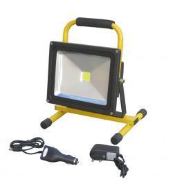 FOCO LED RECARGABLE 20W C/SOPORTE 620345