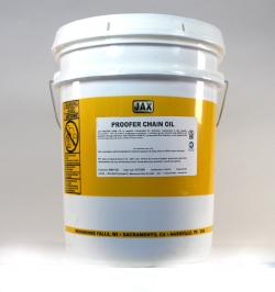 ACEITE JAX PROOFER CHAIN OIL H1 BIDON 15,87KG