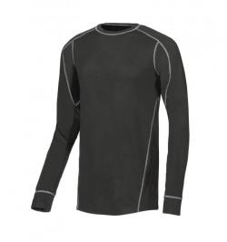 CAMISETA TERMICA ALPIN BLACK CARBON L