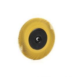 CEPILLO RADIAL BRISTLE TIPO C(BB-ZB)150MM AMARILLO