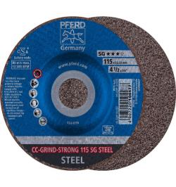 DISCO CC-GRIND-STRONG 115 SG STEEL