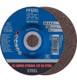 DISCO CC-GRIND-STRONG 125 SG STEEL