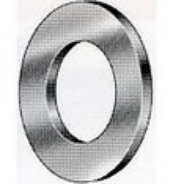 ARANDELA DIN 125 ZINC 6 (ESPECIAL)