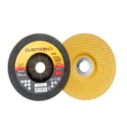 DISCO CUBRITON II FLEX GRIND T27 125X3X22,23MM 36+