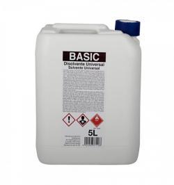 DISOLVENTE UNIVERSAL BASIC 5 L PLAST