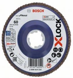 DISCO X-LOCK X571 BEST MET 125 RECT PLAST G120 2608619212