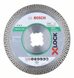 DISCO DIAMANTE X-LOCK BEST HARD CERAMIC 125MM 2608615135