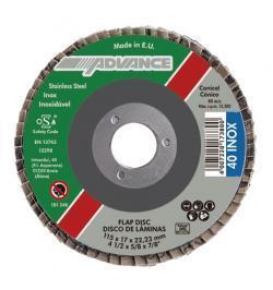 DISCO V-5115 PFF INOX ADVANCE 125 120