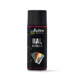 SPRAY ACRILICO 400ML RAL 3020 ROJO TRAFICO