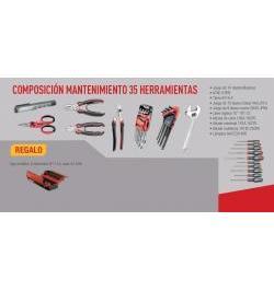 COMPOSICION 35 HTAS+CAJA CPROF611