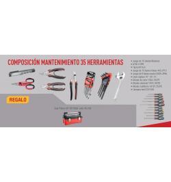 COMPOSICION 35 HTAS+CAJA CPROF612