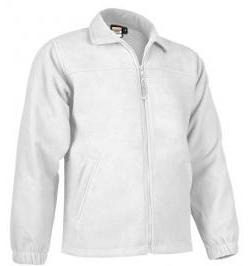 CHAQUETA POLAR DAKOTA BLANCA XL