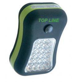 LINTERNA PETACA LED 3W FRONTAL+1W LATERAL 320028