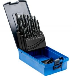 SET BROCAS ESPIR DIN338 HSSG STEEL N1-13 25U