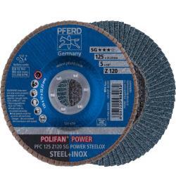 DISCO POLIFAN PFC 125 Z120 SG POWER STEELOX
