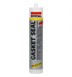 SILICONA GASKETSEAL ROJO 300ML
