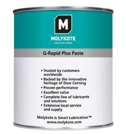PASTA MOLYKOTE G-RAPID PLUS 1KG