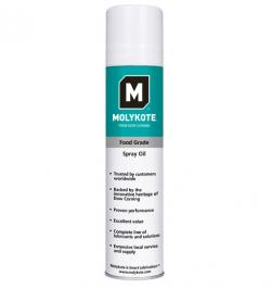 ACEITE MOLYKOTE FOOD GRADE SPRAY OIL 400ML