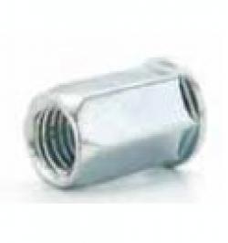 TUERCA REMACHABLE ACERO PSZFOH-0630-3K M6X15,5