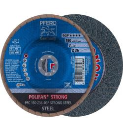 DISCO POLIFAN PFC 180 Z36 SGP STRONG STEEL