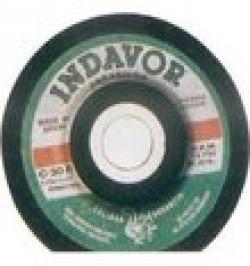 DISCO INDAVOR CARBORUNDUM CORTE PIEDRA C30 115X3X22 S/D