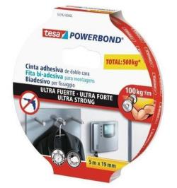 CINTA TESA POWERBOND ULTRASTRONG 55792 5MX19MM