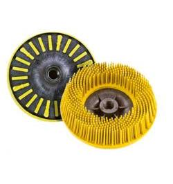 DISCO BD-ZB SP BRISTLE 115MM P80 AMARILLO 205036