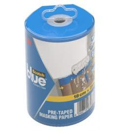 CINTA PINTOR+PAPEL 2090PD SCOTCHBLUE™ 18CMX25M
