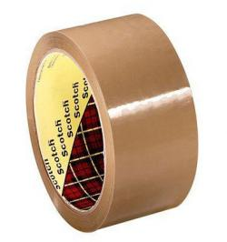 CINTA DE EMBALAJE SCOTCH® 371 50MMX66M MARRON