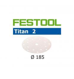 DISCO LIJA FESTOOL TITAN 2 D185 P240