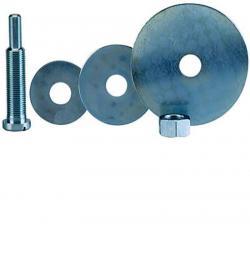 ADAPTADOR DISCOS BRISTLE RB-ZB 150/200