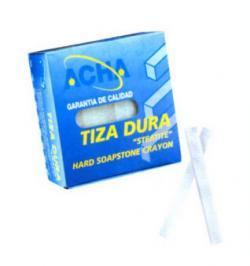 TIZA DURA ESPECIAL P/METAL PAQUETE 50UN 45-029