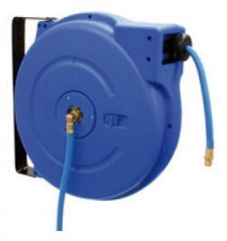 ENROLLADOR MANGUERA PVC Ø10X16MM-15 M HR-L701015