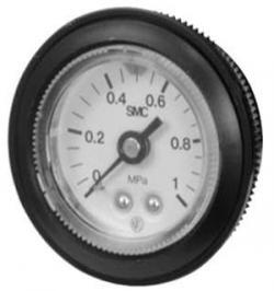 MANOMETRO P/USO GRAL C/INDIC LIMITE (D.E. 42) G46-10-01M-C