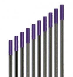 ELECTRODO TUNGSTENO MORADO 3,2X150 W-700.0301