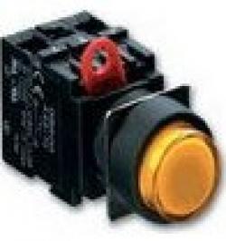 LED 24VAC/VCC ROJO A22-24AR